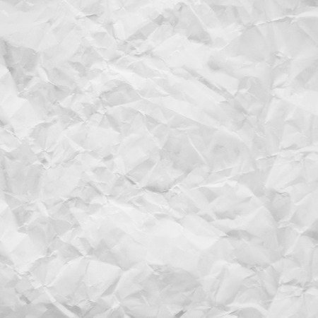 paper texture: white background crumpled paper texture