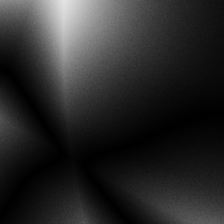 paper plates: black background metal texture and beam of spot light