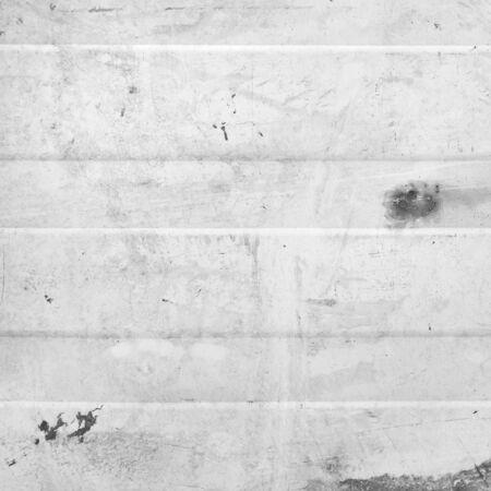 fondo blanco viejo muro de textura patr�n de la raya horizontal photo
