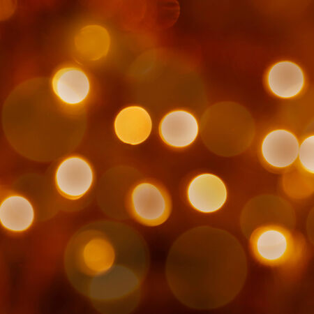 abstract background bokeh christmas lights photo