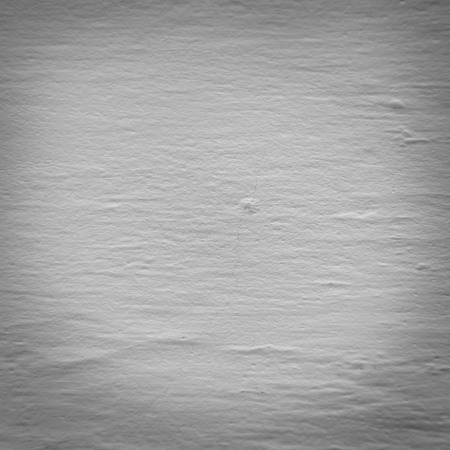 grid paper: gray canvas texture grid paper background and vignette Stock Photo