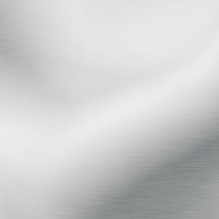 ホワイト ボード背景クロム金属のテクスチャ 写真素材