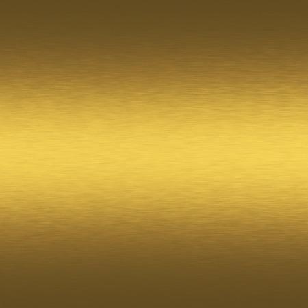 ゴールドの背景に金属のテクスチャ