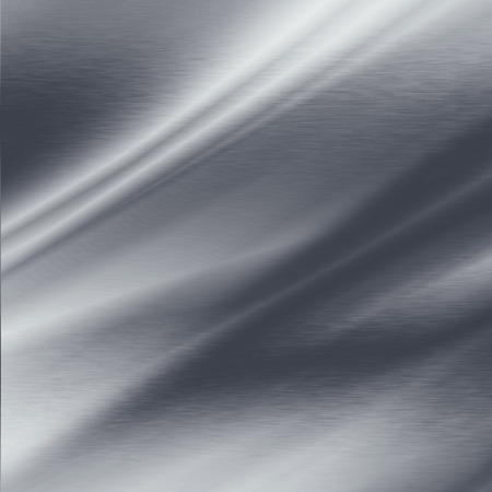metalic texture: gray abstract background folded metal texture oblique lines