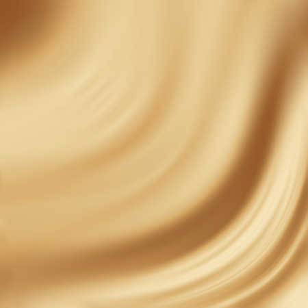 beige abstract background, coffee cream or chocolate and milk swirl background Stock Photo
