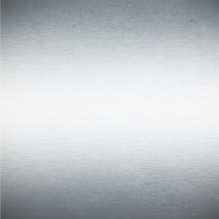 smooth: smooth background silver metal texture Stock Photo