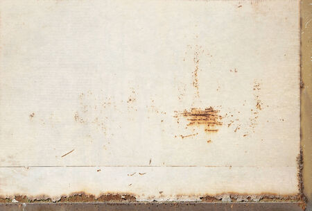 ripped metal: grunge background, bright board paper texture Stock Photo