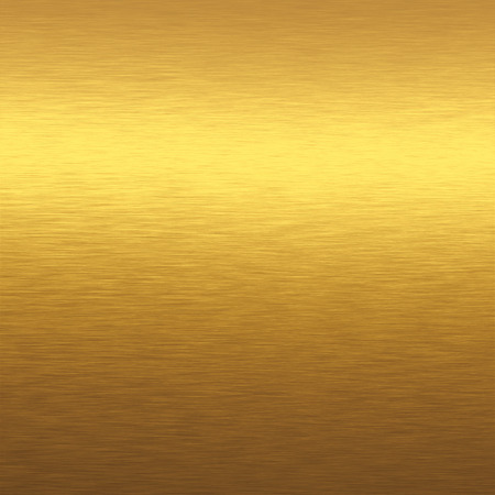 gold metal texture background and beam of light to decorative greeting card design