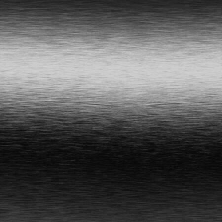 smooth: black background, smooth metal texture Stock Photo