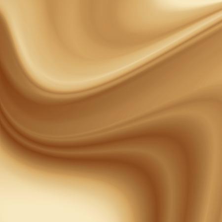 chocolate swirl: white coffee background, cream or chocolate and milk swirl background Stock Photo