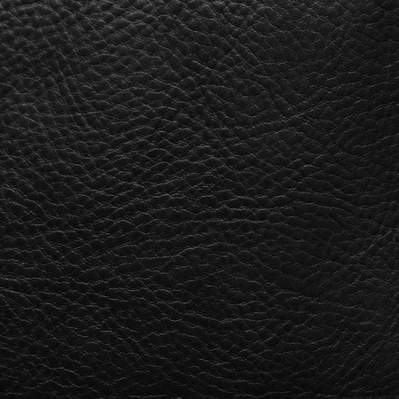 black background leather texture photo