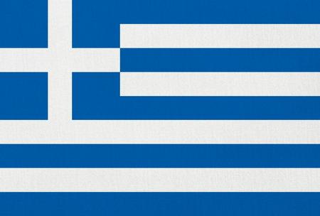canvas texture: Greece flag canvas texture