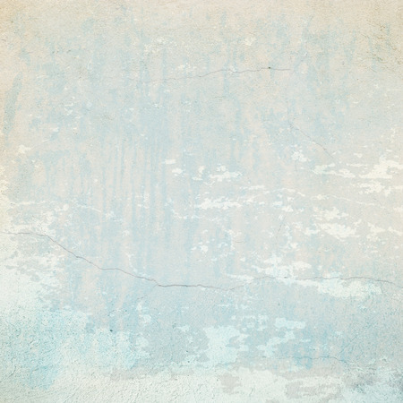 bright blue painted wall texture background photo