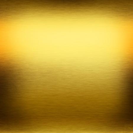 metalic design: gold background metal texture
