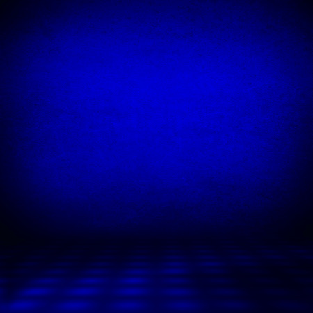 blue abstract interior background photo