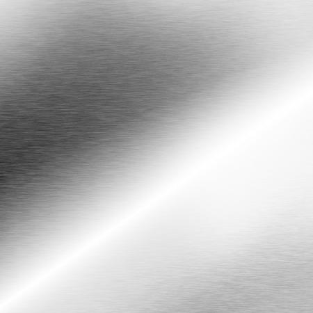 chrome texture: gray and white chrome texture background