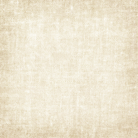 beige canvas fabric texture vintage background Standard-Bild