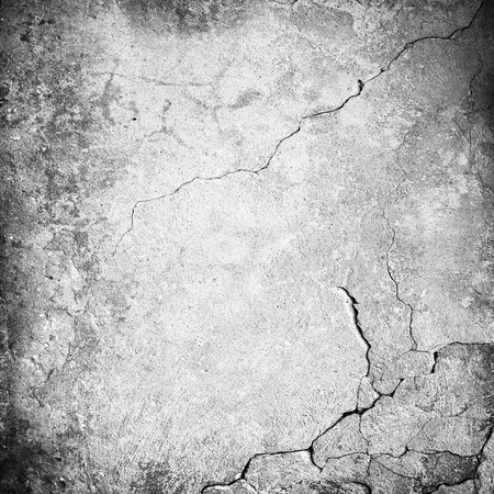 old wall texture grunge background, black and white background