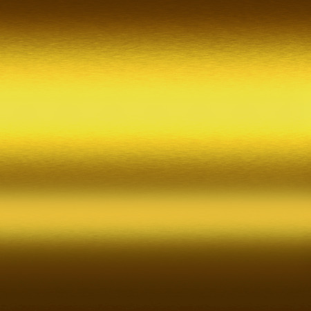 brushed gold: gold metal background texture