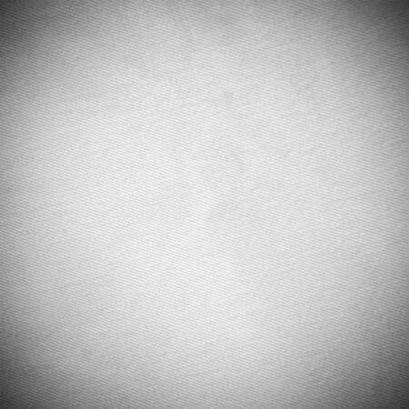 llanura: papel blanco lienzo textura de fondo delicado patrón de la tela