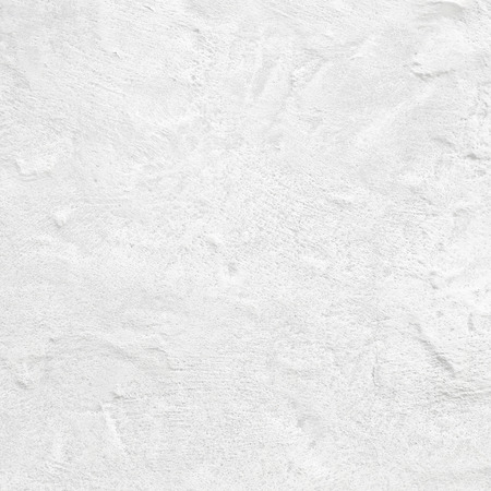 plastered wall: white wall texture background Stock Photo