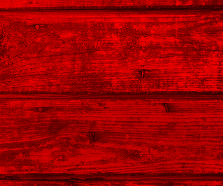 red background, wood texture Stock Photo