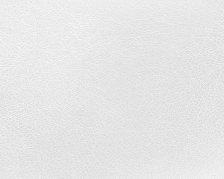ホワイト レザーのテクスチャ背景 写真素材