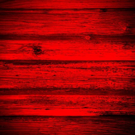 red background old wood texture