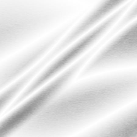 銀白の抽象的な背景金属のテクスチャ