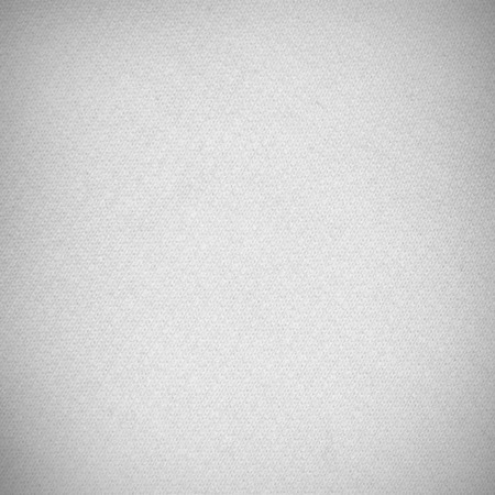 light gray, background subtle canvas texture and vignette Stock Photo