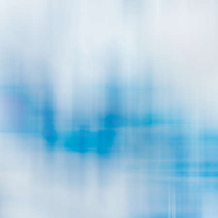 faded: bright blue abstract background Stock Photo