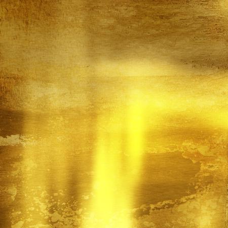 gold metal: grunge background gold metal texture
