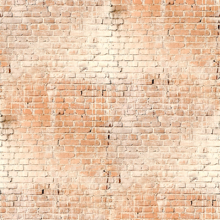red brick wall: white and bright red brick wall texture background, seamless background