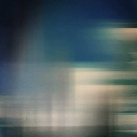 blue grunge background: blue abstract background grunge pattern wall texture Stock Photo