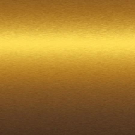 ゴールド背景金属のテクスチャ 写真素材