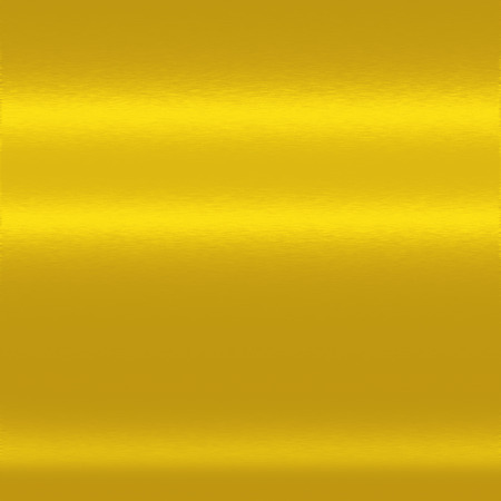 gold metal: gold metal texture abstract background, horizontal stripes pattern Stock Photo