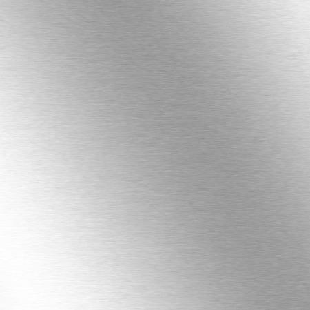 ferraille: blanc texture du métal, fond lumineux de chrome et de faisceau de lumière Banque d'images