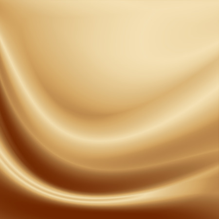 chocolate swirl: white coffee background, cream or chocolate and milk swirl background Stock Photo