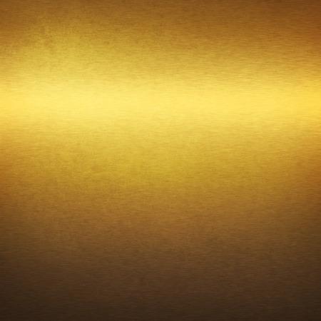 gouden achtergrond metalen structuur patroon Stockfoto
