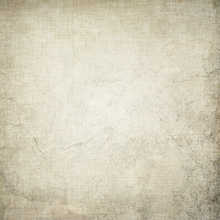 canvas background: grunge background old paper parchment canvas texture background Stock Photo