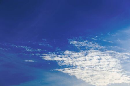 white clouds: white clouds blue sky background