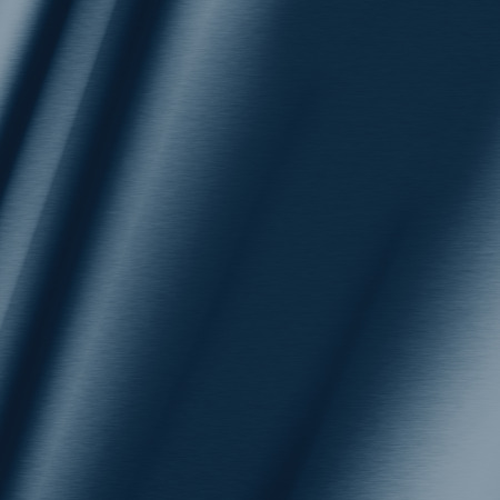 light in dark: smooth metal texture dark navy blue background