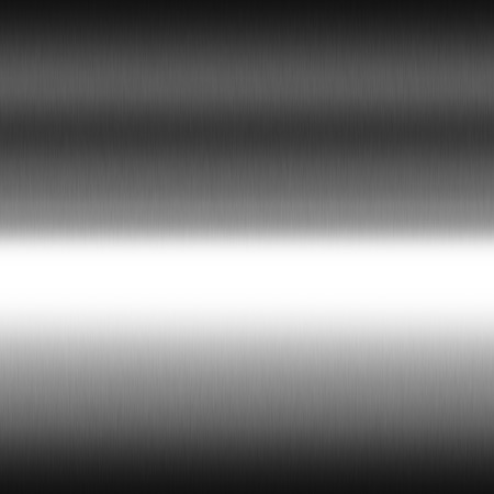 metals: smooth chrome metal texture seamless gradient background, black and white horizontal stripes of light