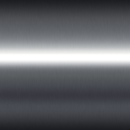 smooth silver metal background texture