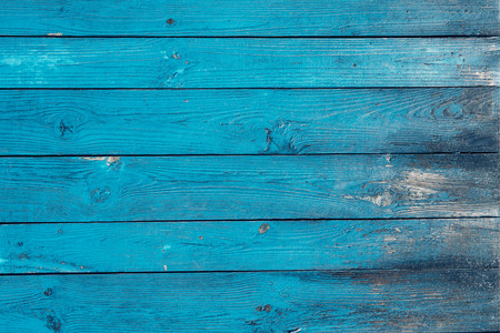 blue painted wood texture vintage background