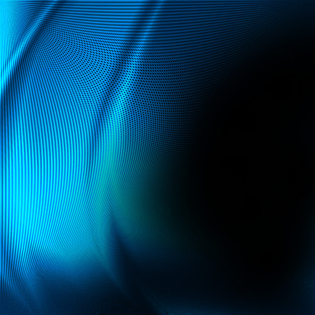 blue abstract background black grid texture pattern, may use for modern technology advertising
