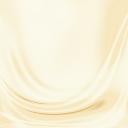 beige cream abstract background smooth wave pattern, may use to white chocolate or coffee advertising Stock fotó - 44177240