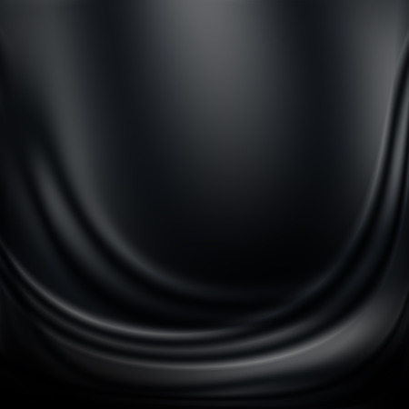 iron curtains: blackboard background silk fabric texture, may use to your own project design