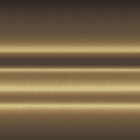 shiny metal: metal texture background brass plate Stock Photo