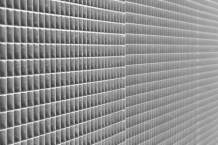 metalic design: gray mesh pattern texture industrial background